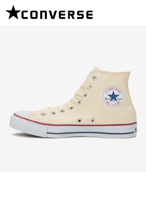 converse(コンバース)<br>キャンバスオールスターHI ホワイト 【32060180】スニーカー