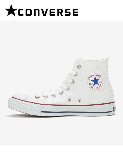converse(コンバース)<br>キャンバスオールスターHI オプティカルホワイト 【32060183】スニーカー