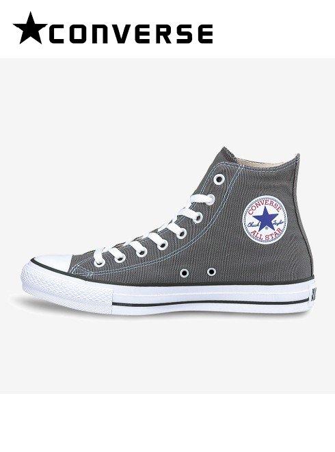 converse(コンバース)<br>キャンバスオールスターHI チャコール【32066761】スニーカー