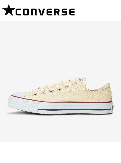 converse(コンバース)<br>キャンバスオールスターOX ホワイト 【32160320】スニーカー