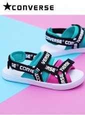 converse(コンバース)<br>CVサンダル ロゴテープマルチ  19春夏【32766210】スニーカー