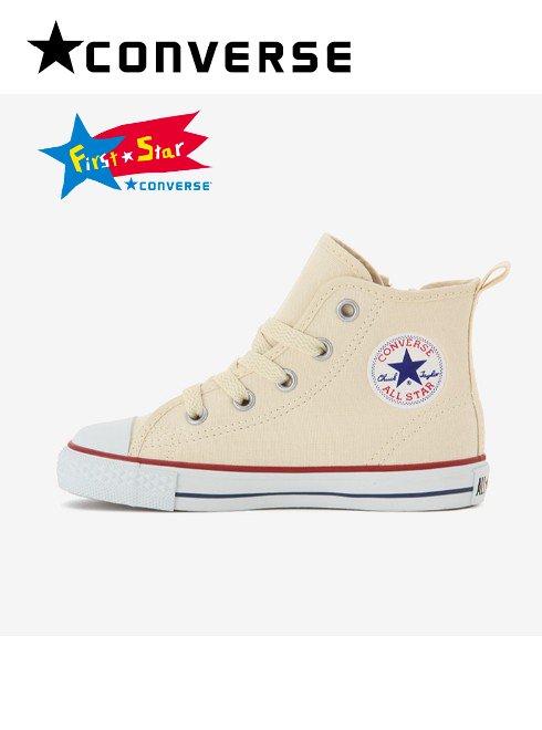 converse(コンバース)<br>CHILD  オールスターNZ HI ホワイト 【32712040】スニーカー