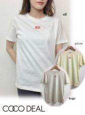 COCODEAL(ココディール)<br>LIFEコラボTシャツ  19春夏【79121009】Tシャツ19ssfs