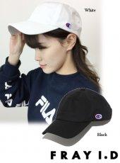 FRAY I.D(フレイアイディー)<br>championキャップ  19春夏【FWGH191301】帽子