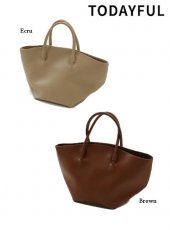 TODAYFUL(トゥデイフル)<br>Ecoleather Tote Bag  19春夏.予約【11911073】トートバッグ 受注会
