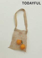 TODAYFUL(トゥデイフル)<br>Abaca Shoulder Bag  19春夏.予約【11911074】ハンド・ショルダーバッグ