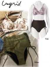Ungrid(アングリッド)<br>Alisa swim wear  19春夏.【111923238201】水着19ssfs