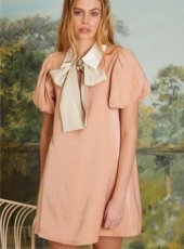 sister jane(シスタージェーン)<br>Little Lady Coven Dress  19春夏.【19SJ03DR1078】フレアワンピース 19ssfs sale