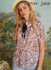 sister jane(シスタージェーン)<br>Blossom Bella Blouse  19春夏.【19SJ03BL839】シャツ・ブラウス 19ssfs