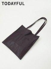 TODAYFUL (トゥデイフル)<br>Coating Tote Bag  19秋冬予約【11921010】トートバッグ