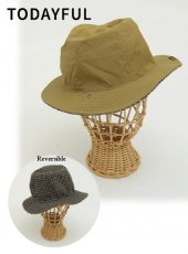 TODAYFUL (トゥデイフル)<br>Reversible Bucket Hat  19秋冬予約【11921026】帽子