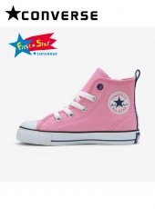 converse(コンバース)<br>CHILD ALL STAR N STARTAPE Z HI PINK  19秋冬【37300091】スニーカー