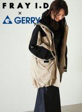 FRAY I.D (フレイアイディー)<br>GERRY マウンテンパーカー  19秋冬【FWFC194202】ブルゾン