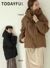 TODAYFUL (トゥデイフル)<br>Hoodie Down Jacket  19秋冬.予約【11920206】ジャケット