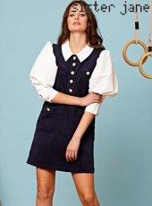 sister jane (シスタージェーン)<br>Game On 2 in 1 Mini Dress  19秋冬.予約【20SJ0DR1118】タイトワンピース