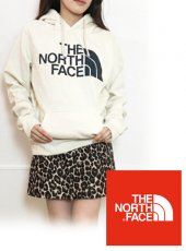 THE NORTH FACE  ノースフェイス<br>HALF DOME PULLOVER HOODIE  WHITE  19秋冬【NF0A3FR1-2】スウェット・パーカー