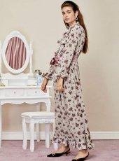 sister jane (シスタージェーン)<br>Josephine Velvet Midi Dress  19秋冬.【20SJ02DR1149】フレアワンピース  クリスマス