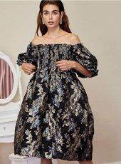 sister jane (シスタージェーン)<br>Annex Organza Midi Dress  19秋冬.【20SJ02DR1155】フレアワンピース  クリスマス