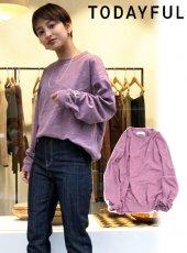 TODAYFUL (トゥデイフル)<br>Slub Cotton Long T-Shirts  20春夏予約【12010601】Tシャツ