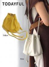 TODAYFUL (トゥデイフル)<br>Softleather Mini Bag  20春夏【12011009】ハンド・ショルダーバッグ