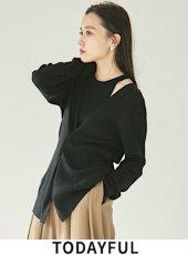 TODAYFUL (トゥデイフル)<br>Layered Knit Cardigan  20春夏予約【12010501】カーディガン