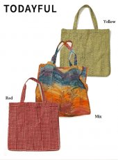 TODAYFUL (トゥデイフル)<br>Assorted Tote Bag  20春夏予約【12011023】トートバッグ