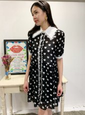 sister jane (シスタージェーン)<br>Duchess Mini Smock Dress  20春夏予約【21SJ00DR1177BNW】タイトワンピース