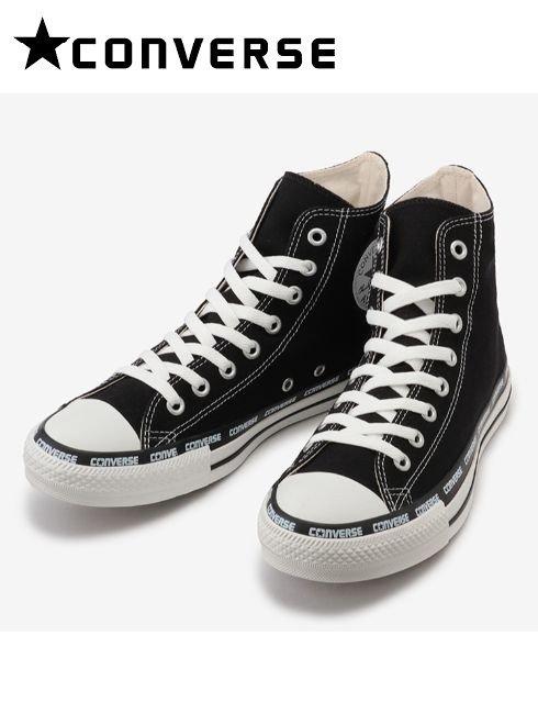 converse(コンバース)<br>ALL STARLOGOFOXING HI  【31301502】スニーカー  20fs