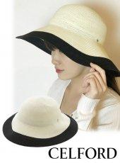 CELFORD (セルフォード)<br>折りたたみストローハット  20春夏【CWGH201523】帽子