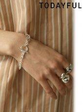 TODAYFUL (トゥデイフル)<br>Multi Chain Bracelet (Silver925)  20春夏.【12010951】ブレスレット・アンクレット