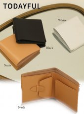 TODAYFUL (トゥデイフル)<br>Square Leather Wallet  20春夏.予約【12011059】その他  受注会