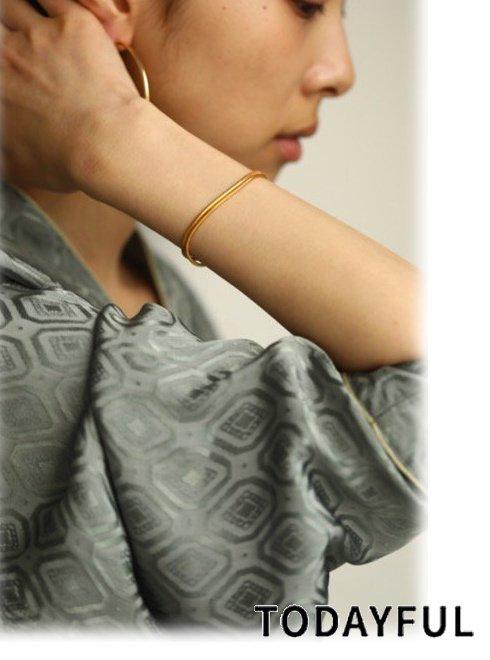 TODAYFUL (トゥデイフル)<br>Snake Chain Bracelet 21春夏予約3 【12020903】ブレスレット・アンクレット   入荷時期:8月
