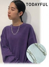 TODAYFUL (トゥデイフル)<br>Mix Chain Necklace  20秋冬予約2 【12020920】ネックレス