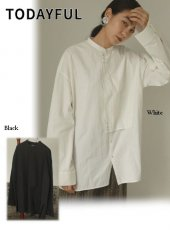 TODAYFUL (トゥデイフル)<br>Vintage Over Shirts  20秋冬.予約【12020416】シャツ・ブラウス 冬受注会 入荷予定 : 12月中旬〜