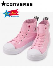 converse (コンバース)<br>CHILD ALL STAR LIGHT LOGOHEARTS Z HI ピンク  20秋冬【37300720】スニーカー
