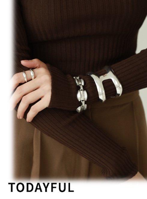 TODAYFUL (トゥデイフル)<br>Vintage Concho Bracelet  21春夏予約【12110917】ブレスレット・アンクレット 入荷予定 : 2月中旬〜  春受注会