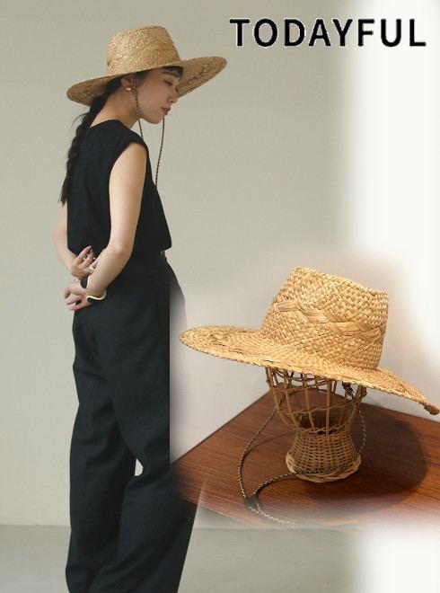 TODAYFUL (トゥデイフル)<br>MOROCA African Hat  21春夏予約【12111019】帽子 入荷予定 : 5月中旬〜  春受注会