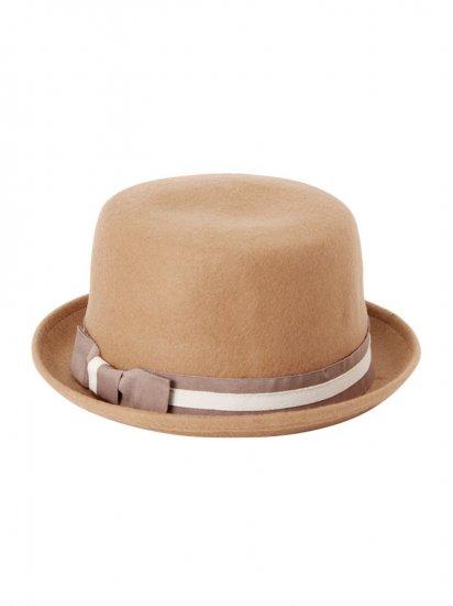 Ungrid(アングリッド)<br>ウールカンカンHAT  【111431030201】 帽子 sale