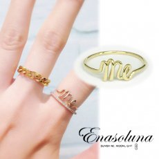 Enasoluna(エナソルーナ)<br>Me ring 【RG-980】 リング