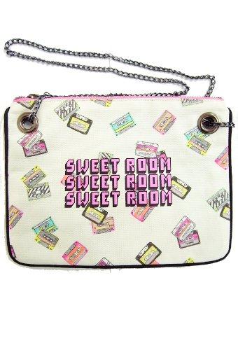Sweet Room (Little deicy,me kidsライン)<br>カセット柄ポーチBAG  15春夏【369374】 バッグ・シューズ sale