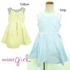 snidel girl(kidsライン)<br>girlビスチェカットワンピース  15春夏.【SKCO152224】 ワンピース