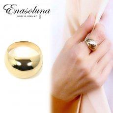 Enasoluna(エナソルーナ)<br>Pukupuku ring 【RG-1066】 リング