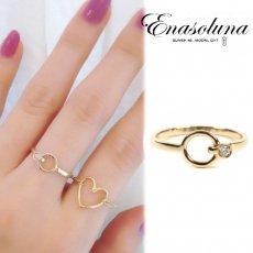 Enasoluna(エナソルーナ)<br>In a secret ring 【RG-1073】 リング