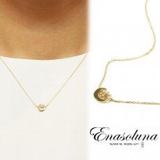 Enasoluna(エナソルーナ)<br>Soluna necklace 9月初旬予約【NK-1081】ネックレス クリスマス