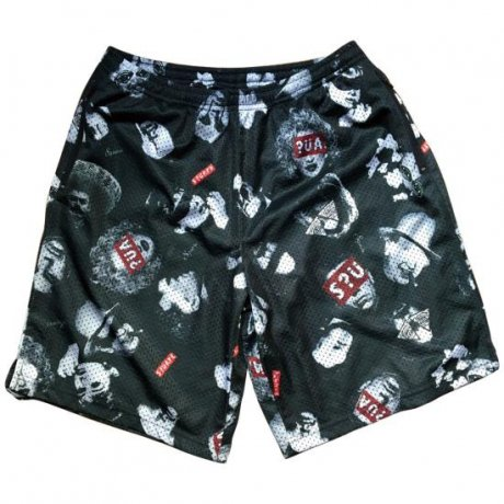 SQUARE / FAMOUS ICONS SHORT PANTS