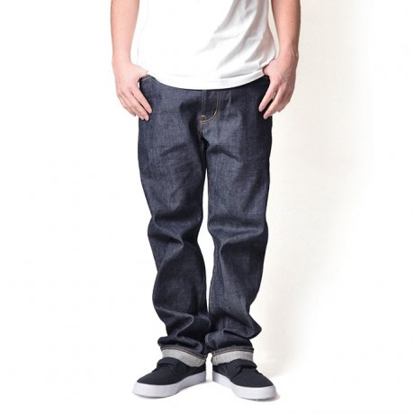 LAFAYETTE / 5 POCKET SELVAGE DENIM PANTS - STANDARD FIT