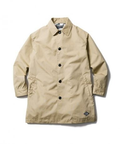 CLUCT / TRENCH COAT(BEIGE)