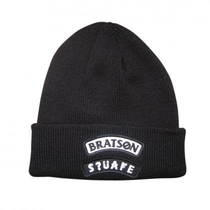 SQUARE / BRATSON×SQAR COLLABO KNIT CAP