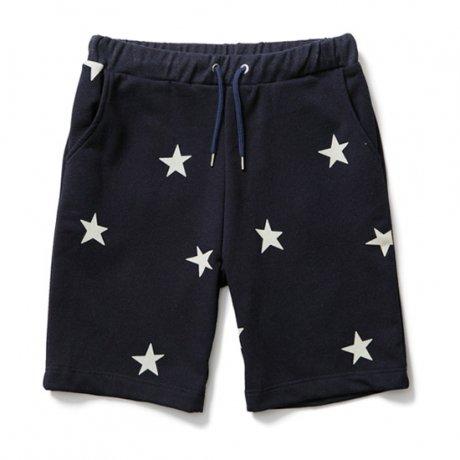 CLUCT / STAR SWEATSHORT