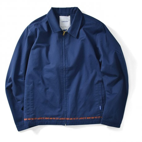 LAFAYETTE / NIGHT AND THE CITY DRIZZLER JACKET(NAVY)